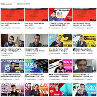 Manuel Sabatino Youtube
