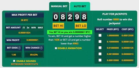moltiplica i tuoi bitcoin con freebitco.in