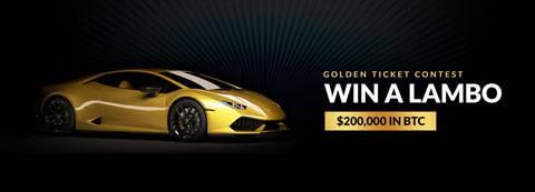 concorso bitcoin vinci lamborghini
